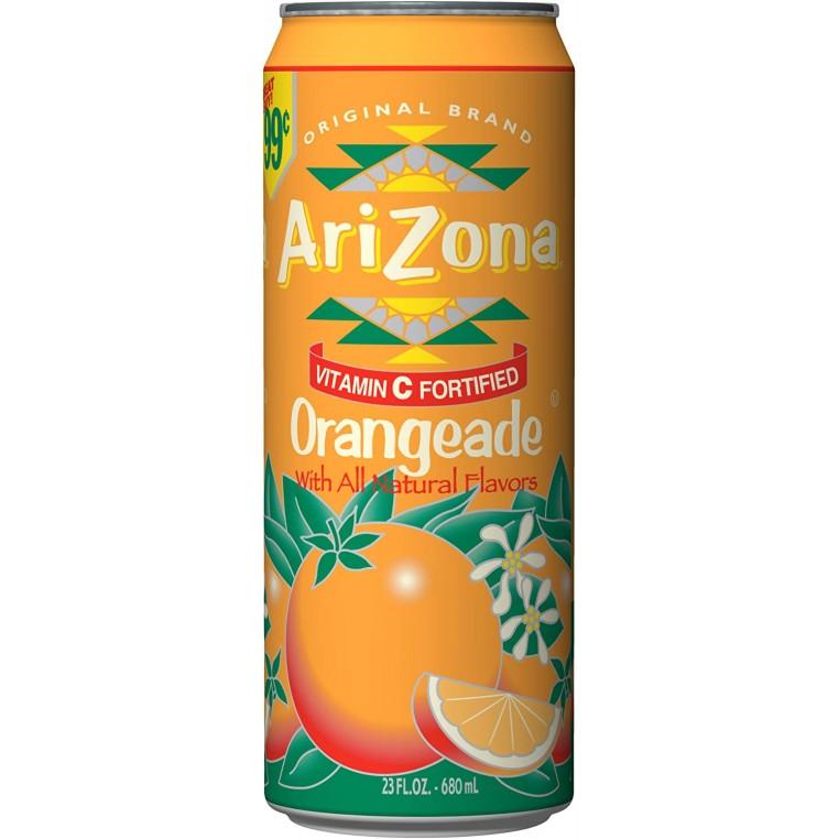 Arizona Orangeade - 680ml