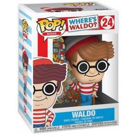 FUNKO POP WALDO