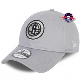 9Forty - Brooklyn Nets - Gris