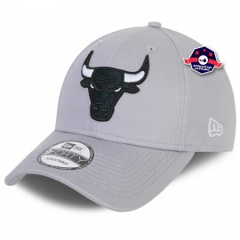 9Forty - Chicago Bulls - Gris