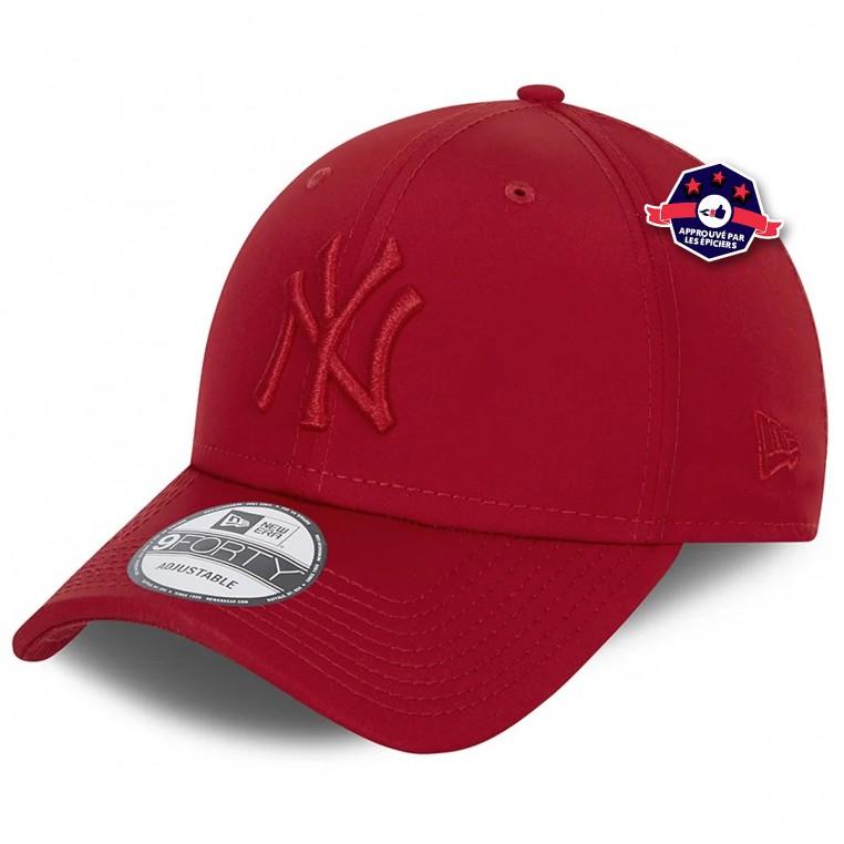 9Forty - New York Yankees - Tonal rouge