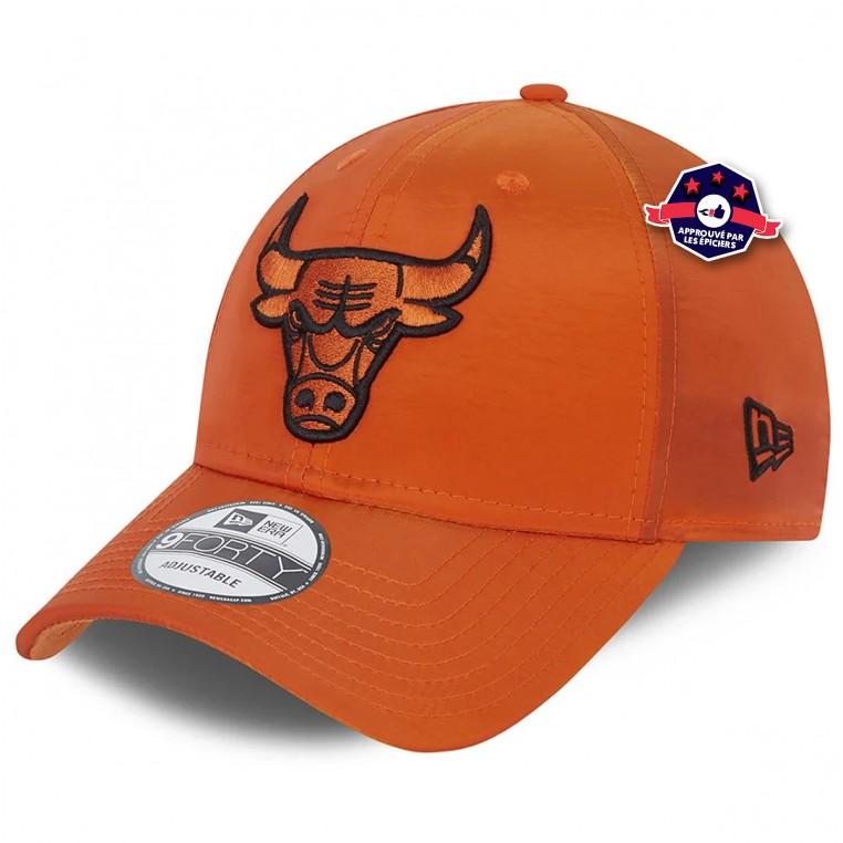 9FORTY Chicago Bulls Hypertone orange