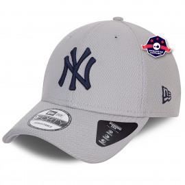 9Forty - New York Yankees - Diamond Era - Grise
