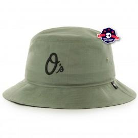 Bucket '47 - Baltimore Orioles - Grid Lock Canopy