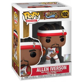 Funko Pop - Allen Iverson - Sixers Home