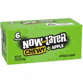 Now & Later - Chewy Apple