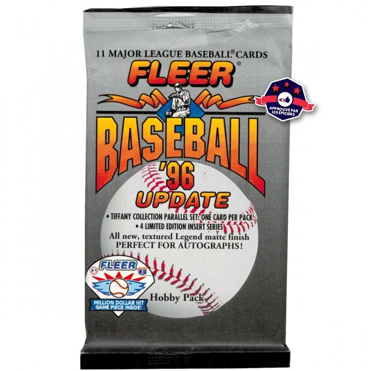 Pack Fleer - Baseball 96 Update