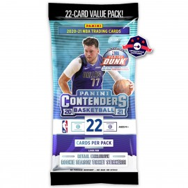 Pack Trading Cards NBA - Contenders 2020/21 - Panini