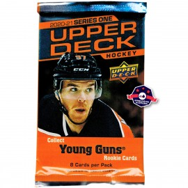 Upper Deck - NHL - 2020/21 - Young Guns Series One