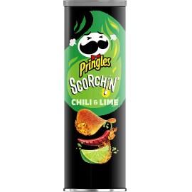 Pringles - Scorchin' Chili & Lime