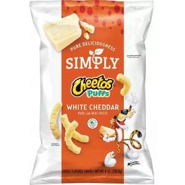Cheetos - Simply Puff White Cheddar - 227g