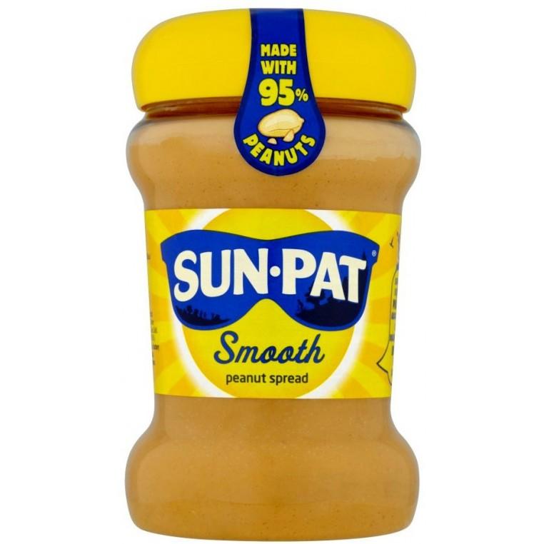 Pot de Beurre de cacahuète Sun-Pat Smooth