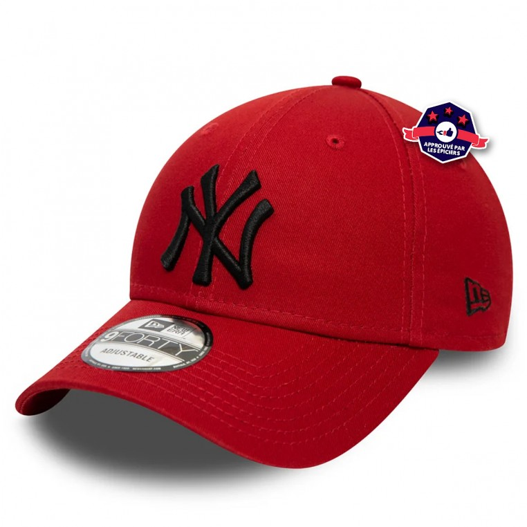 Casquette New Era - New York Yankees - Rouge - 9Forty