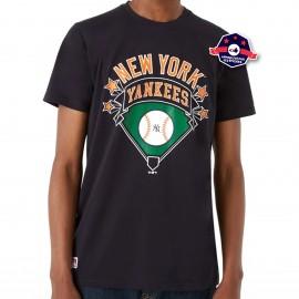 """T-shirt """"Graphic Tee"""" - New York Yankees - New Era"""