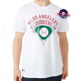 "T-shirt ""Graphic Tee"" - Los Angeles Dodgers - New Era"