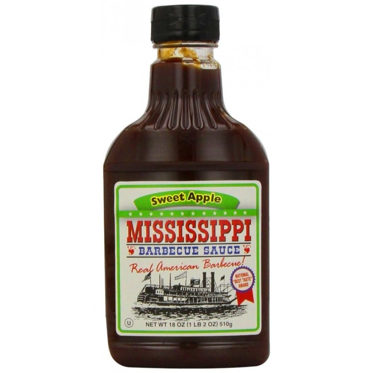 Mississippi BBQ sauce Sweet apple