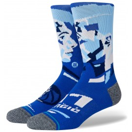 """Chaussettes - Luka Doncic - """"Profiler"""" - Stance"""