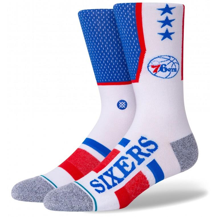 Chaussettes - Philadelphie 76ers - Stance
