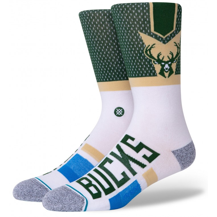 Chaussettes - Milwaukee Bucks - Stance