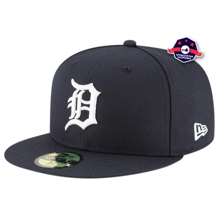 59FIFTY - Detroit Tigers - Bleu Marine