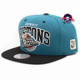 Casquette - Detroit Pistons - Mitchell & Ness