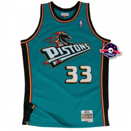 Maillot - Grant Hill - Detroit Pistons - NBA