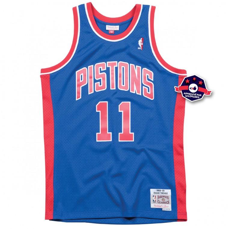 Maillot - Isaiah Thomas - Detroit Pistons - NBA
