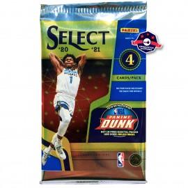 Pack Trading Cards NBA - 2020-21 Select (MegaBox) - Panini