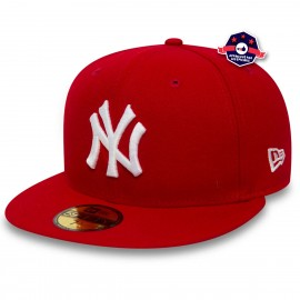 Casquette New Era - New York Yankees - 5950 - Rouge