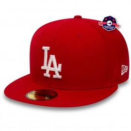 Casquette 5950 - Los Angeles Dodgers - Rouge