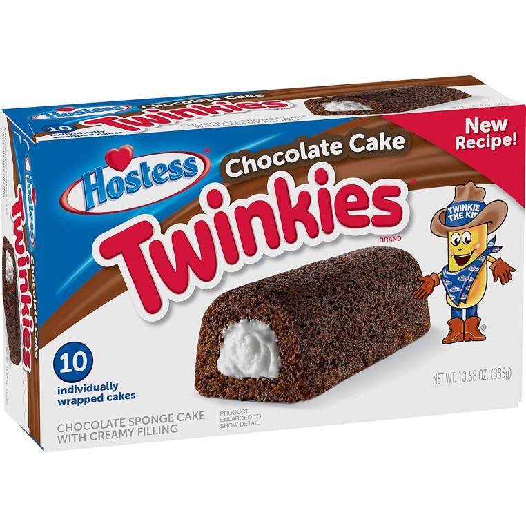 Twinkies - Chocolate Cake
