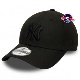 9Forty - New York Yankees - noir sur noir