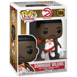 Funko Pop - Dominique Wilkins - Atlanta Hawks