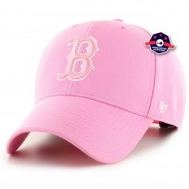 Casquette - Boston Red Sox - Rose