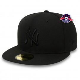 Casquette New Era - New York Yankees - 5950 - Black on Black