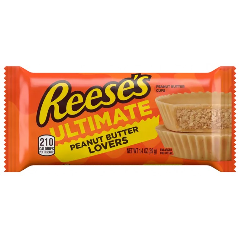 Reeses Ultimate Peanut Butter Lovers Cups