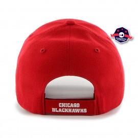 Casquette '47 - Chicago Blackhawks - Rouge