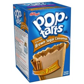 Pop Tarts Frosted - Cassonade et Canelle