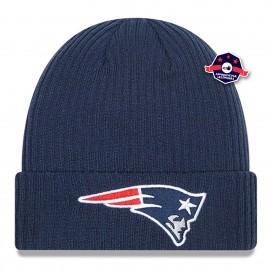 Bonnet New England Patriots - Navy - New Era