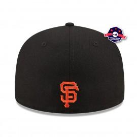 59FIFTY - San Francisco - Team Black