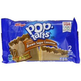 Pop Tarts Frosted - Canelle et Sucre Roux - Twin Pack