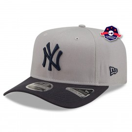 Casquette 9Fifty - New York Yankees - Tonal Grey