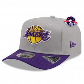 Casquette 9Fifty - Los Angeles Lakers - Tonal Grey
