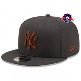 Casquette 9Fifty - New York Yankees - League Essential - Grise