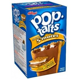 Pop Tarts S'mores