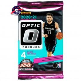 Pack Trading Cards NBA - Donruss Optic 2021 (Blaster Box) - Panini