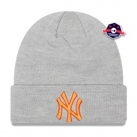 Bonnet New York Yankees - Heather Grey - New Era