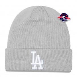 Bonnet Los Angeles Dodgers - League Essential - Gris - New Era