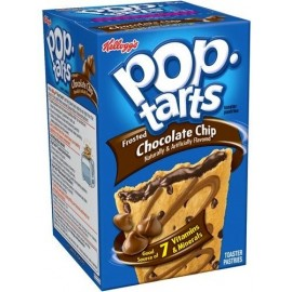 Pop Tarts éclats de chocolat - Chocolate Chip