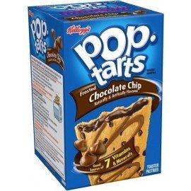 Pop Tarts éclats de chocolat - Chocolate Chip